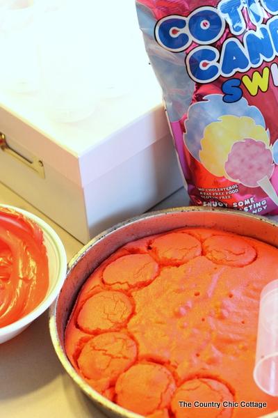 dr seuss birthday treats push pops cake