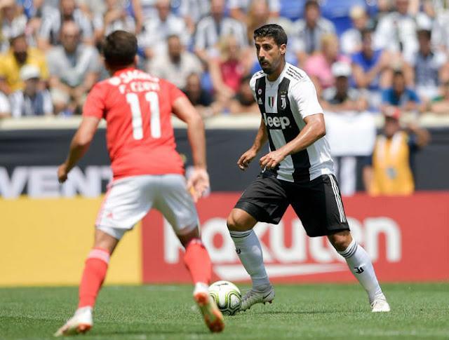 """Video Juventus - Benfica: Tưng bừng siêu phẩm, """"đấu súng"""" đẳng cấp"""
