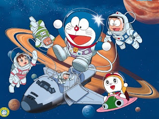 Gambar Doraemon dan Teman Teman nya 3