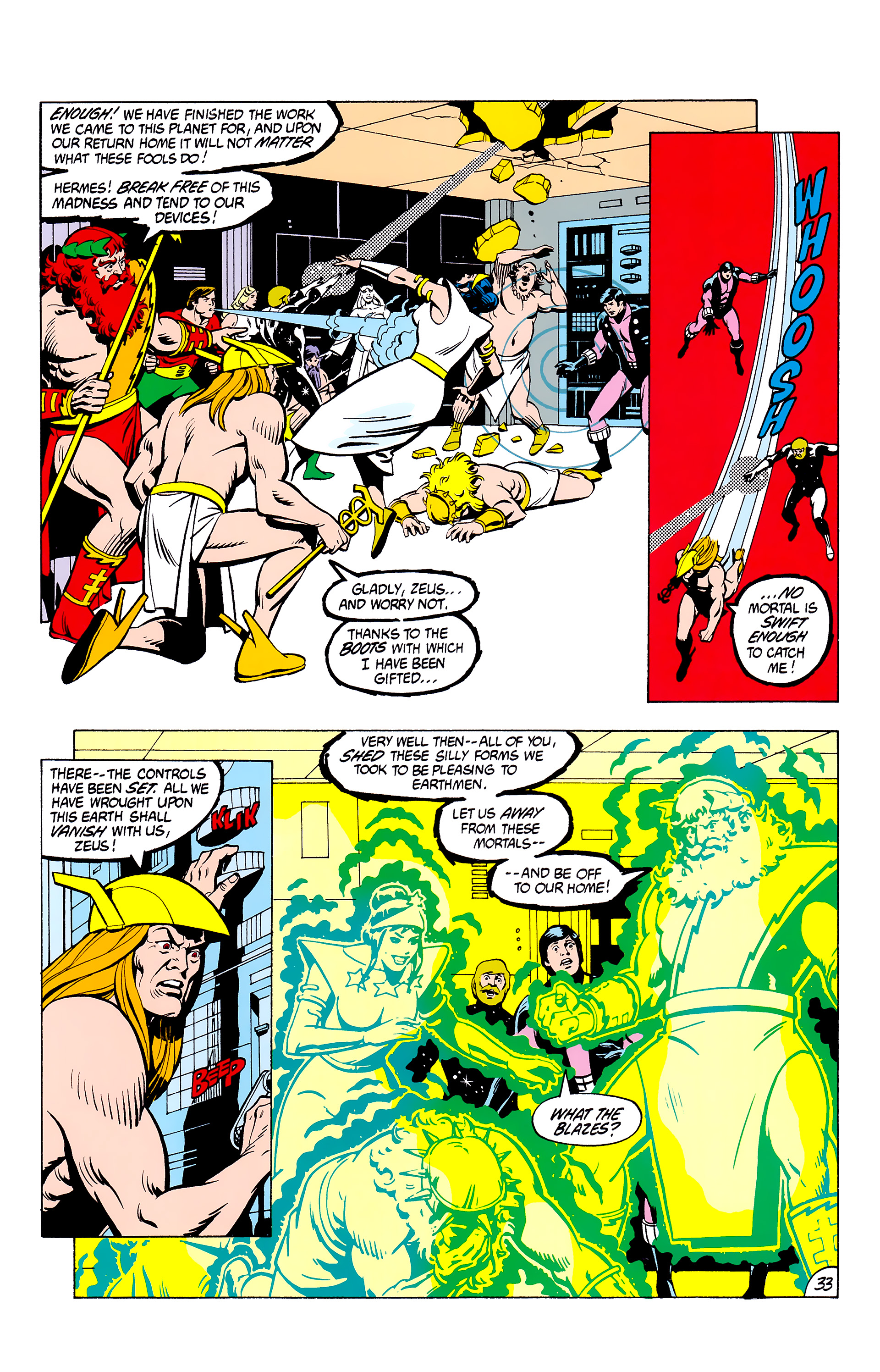 Legion of Super-Heroes (1980) _Annual_2 Page 33