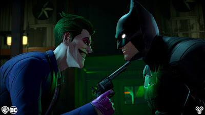 Telltale's Batman: The Enemy Within Season Finale Premieres March 27 Across All Platforms