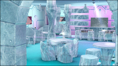 My Sims 3 Blog Usine Abandoned Factory With Ice Lounge By