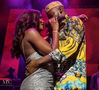 Simi And Adekunle Gold's Traditional Marriage Holds Today