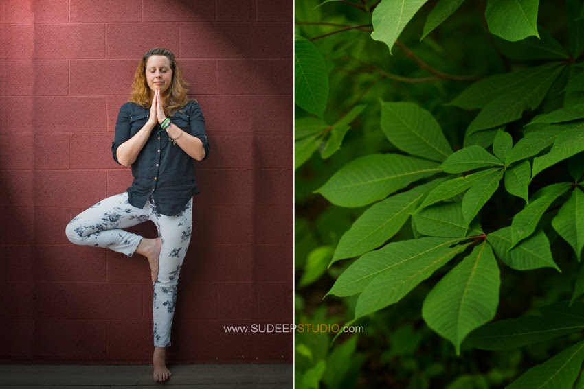 Yoga Photography Headshots Ann Arbor - Sudeep Studio.com