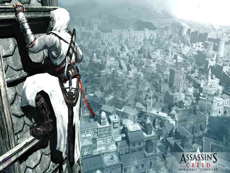 Assassin's Creed 1 Game Download Free For PC Full Version ...