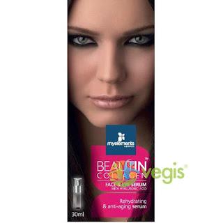 My Elements Beautin Collagen Ser pentru ochi si ten cu efet antiage -se vinde aici