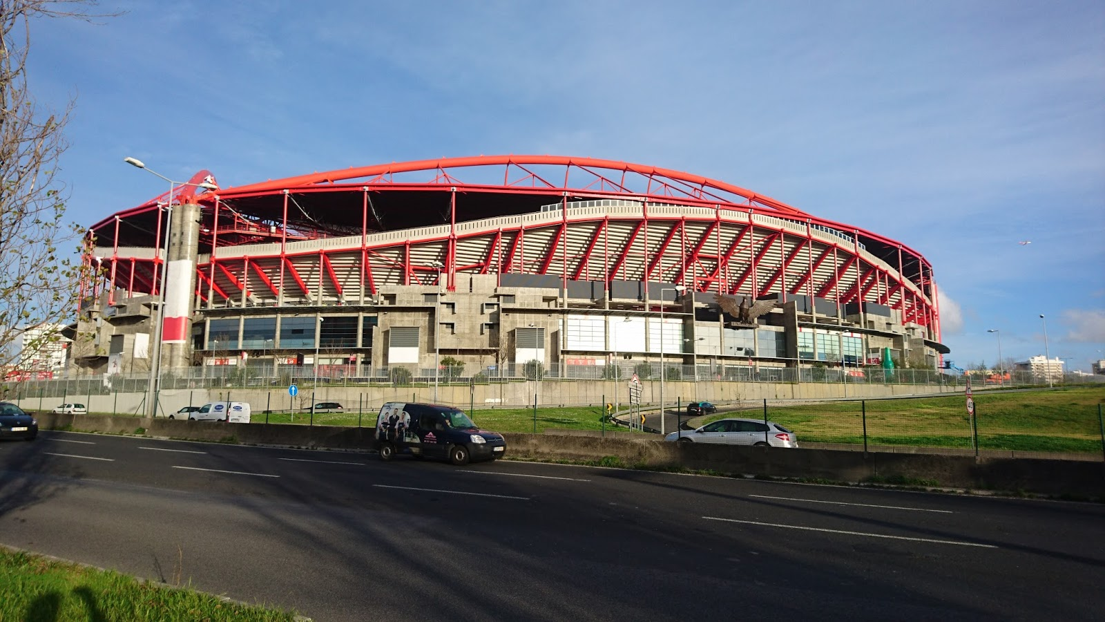 Matthias Sammer Fanclub On Tour 14 02 2017 Benfica Lissabon