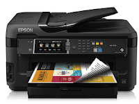 Epson WorkForce WF-7610 Drivers