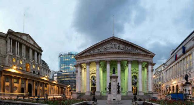Η Μυστική Ανεξάρτητη Πόλη Στην Καρδιά Του...Λονδίνου Όπου Ακόμη Και Οι Βασιλείς Χρειάζονται Άδεια Για Να Μπουν