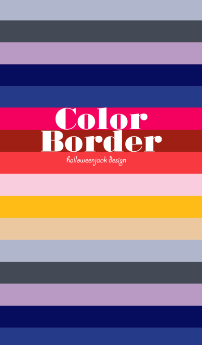 Color Border #01