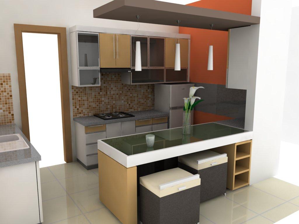 Cara Menata  Ruang  Dapur Sempit Agar Lebih Lega dan Nyaman