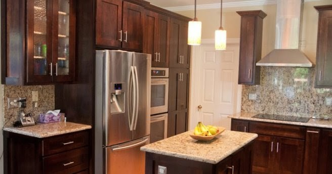 Kitchen Islands Add Beauty Function And Value To The: Cabinet Corner: Built-in Features Add Quality, Value And