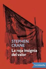 Portada del libro completo La roja insignia del valor para descargar en pdf gratis