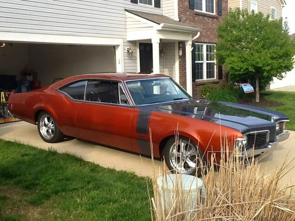 1968 Oldsmobile Delta 88 Custom - Buy American Muscle Car