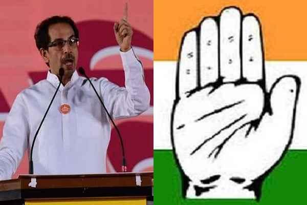 BMC में शिवसेना को समर्थन देने पर कांग्रेस में मतभेद