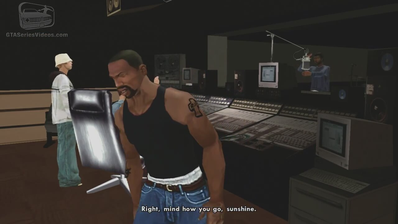 grand theft auto sanandreas remastered