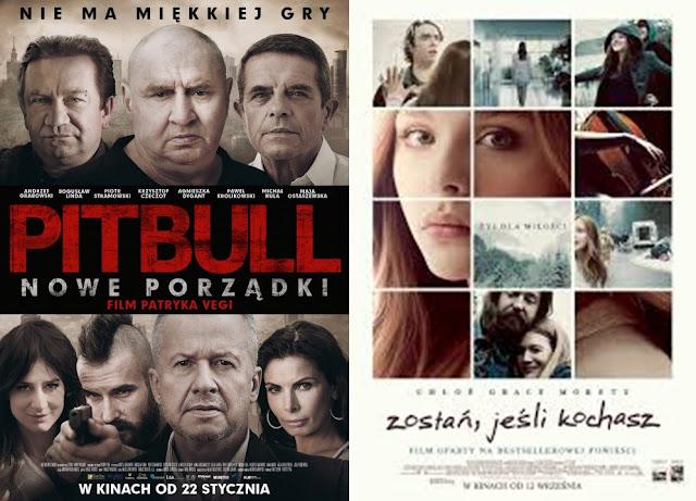 Film na weekend: Pitbull Nowe porządki & Zostań, jeśli kochasz