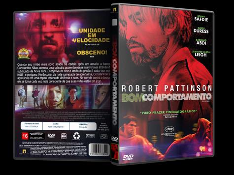 Capa DVD Bom Comportamento [Custom]