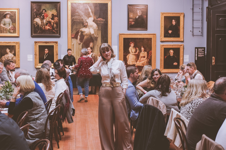 Finding Femme at Restaurant Ballarat at the Art Gallery of Ballarat presented by Broadsheet Melbourne