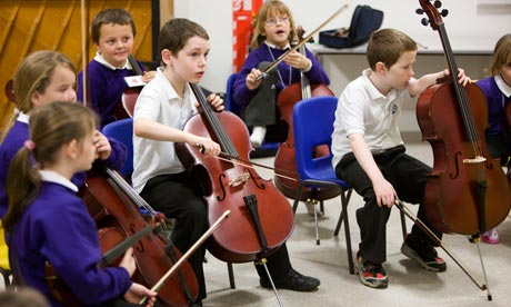 If You Want To Accelerate Brain Development In Children, Teach Them Music