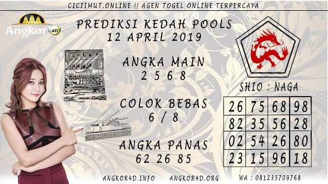 Prediksi Angka Jitu KEDAH POOLS 12 APRIL 2019