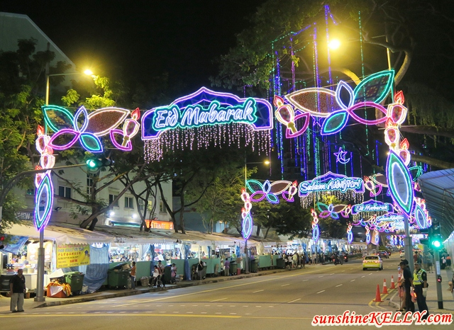 Hari Raya Light Up 2017 in Singapore Deepening the Kampung Spirit