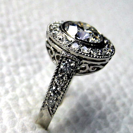inspiration songket affairs vintage ideas antique wedding rings. Black Bedroom Furniture Sets. Home Design Ideas