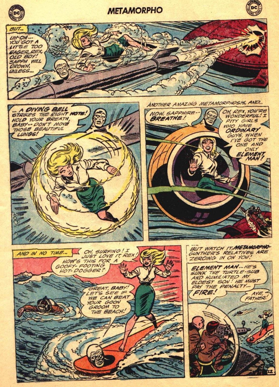 Metamorpho (1965) issue 2 - Page 24