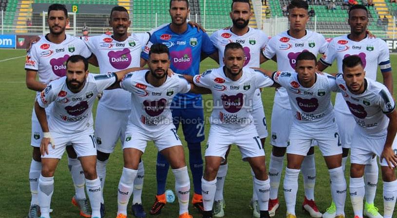 الوداد يسقط امام فريق يوسفية برشيد في الجولة 17 من الدوري المغربي