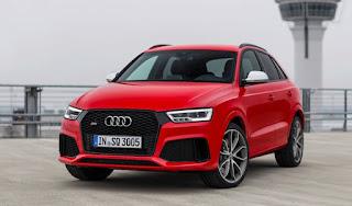2018 Audi Q3 Date de sortie, prix, spécifications et nouvelles rumeurs
