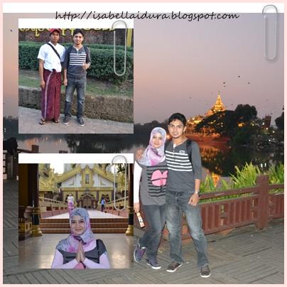 Yangon, bercuti, kyatt, murah,