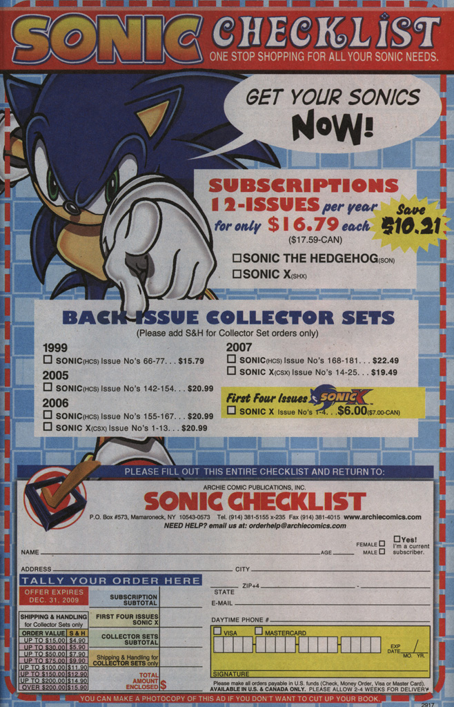 Read online Sonic The Hedgehog comic -  Issue #195 - 25