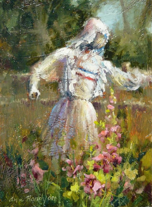 Американский художник. Ann Hardy 4