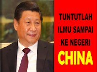 5 Visi Presiden China yang Mesti Ditiru Indonesia