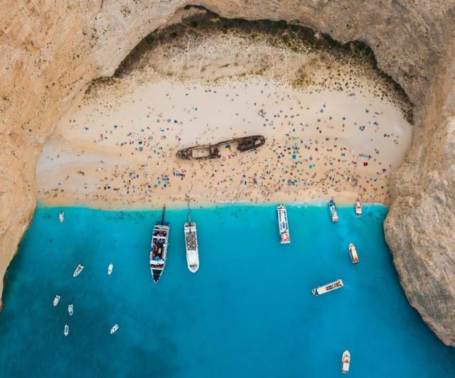 Αποτέλεσμα εικόνας για Παραλία Ναυάγιο