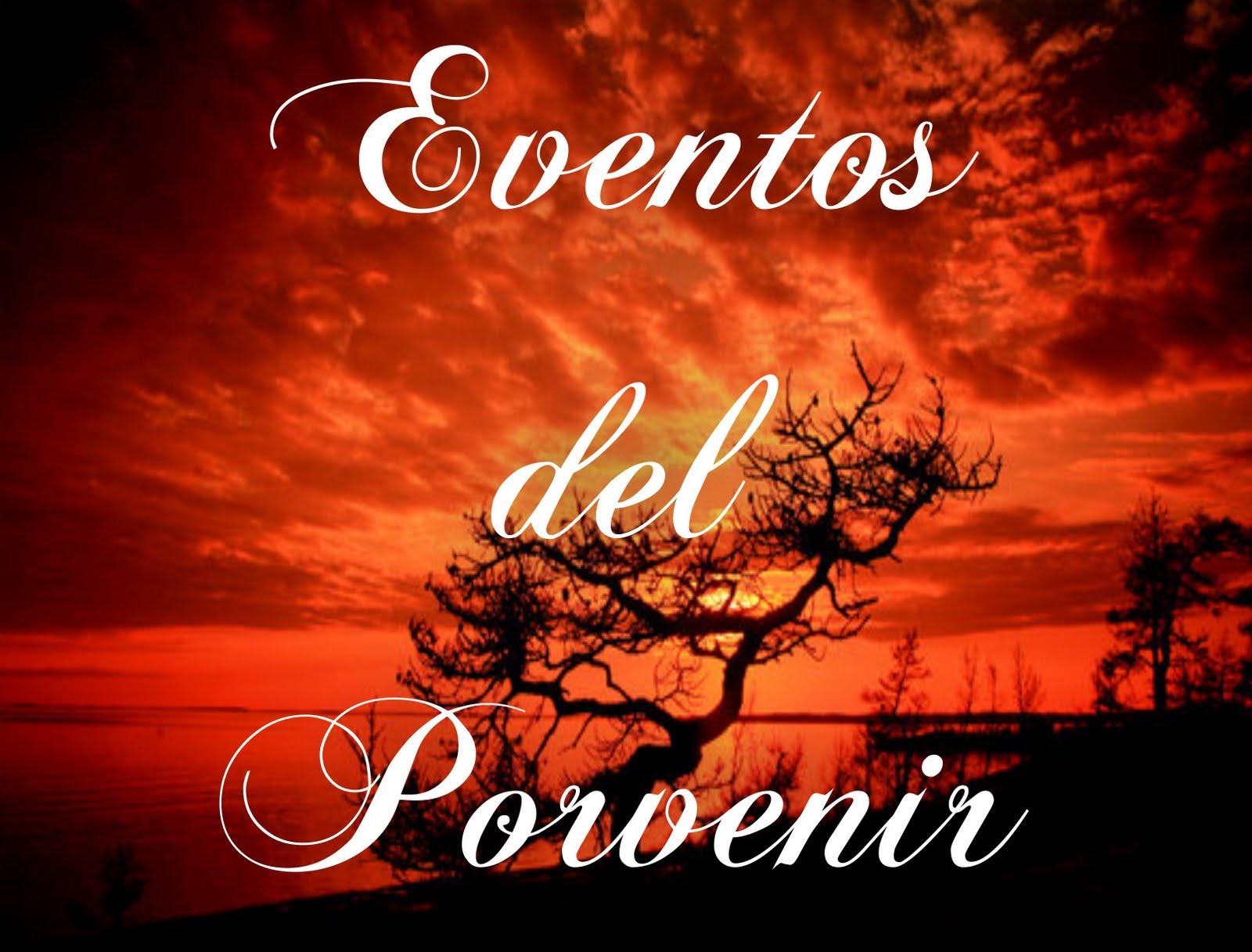 Eventos del porvenir dwight pentecost