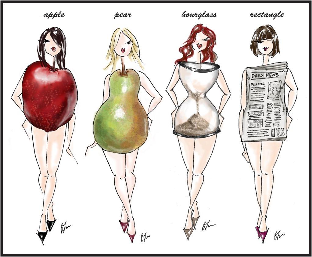 Hombres Mujeres Cómo Aprender A Vestirse Según El Tipo De