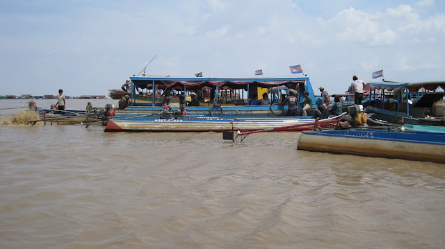 Tonlé Sap (Camboya)