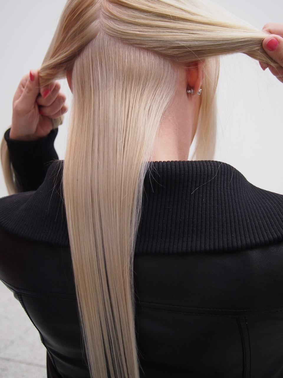 hiusvärit kylmät sävyt