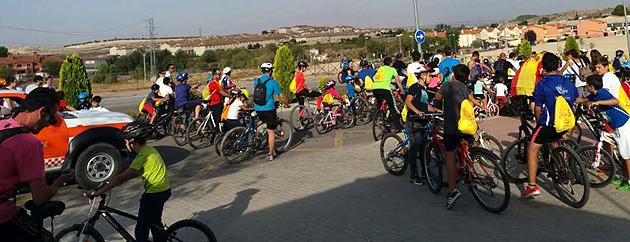 Día de la Bicicleta Ontígola