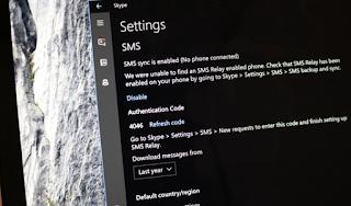 cara mengirim sms melalui laptop