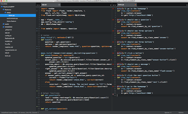 Sublime Text 3 para Python