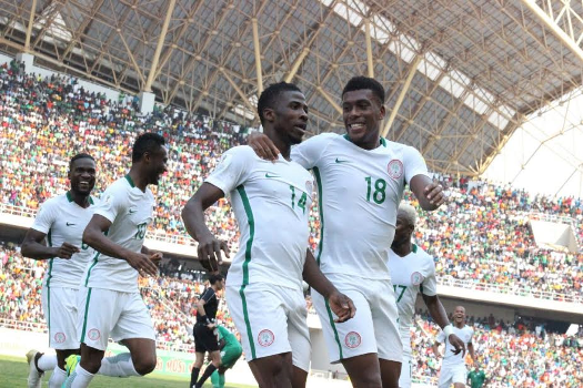 Ahmed Musa, Victor Moses, Alex Iwobi and 14 others arrive Super Eagles London camp ahead of Senegal friendly