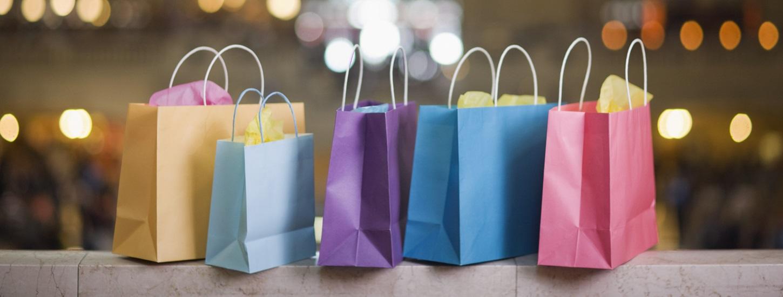 shopping bags - 1450×550