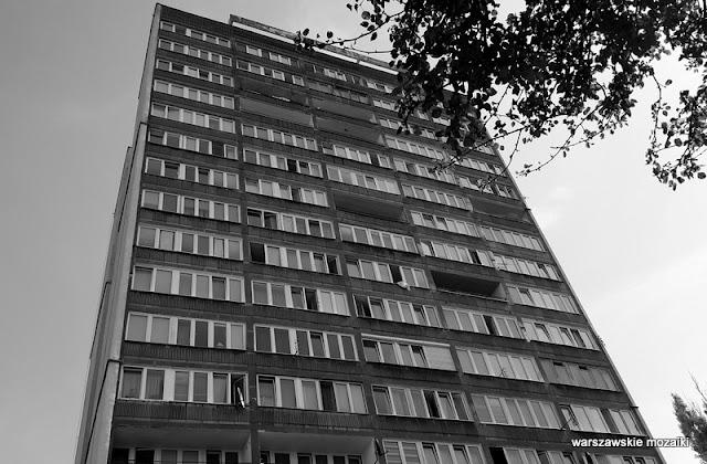 Warszawa Warsaw blokowosko Żoliborz