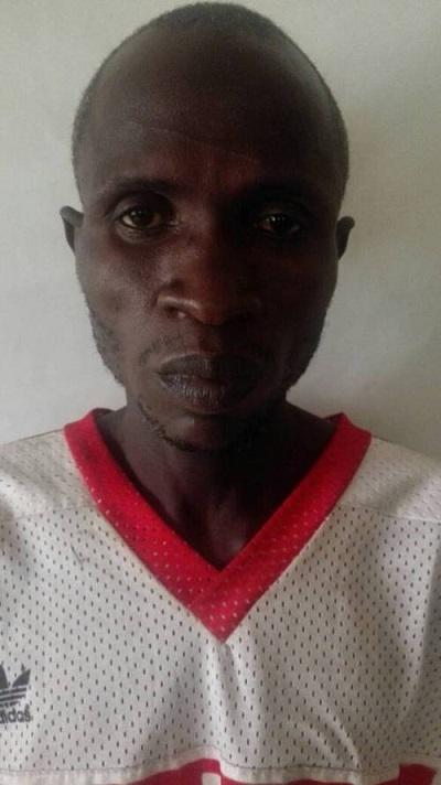 Idris Ibrahim Babawo, a wanted Boko Haram suspect