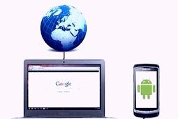 Cara Menjadikan Smartphone Android Sebagai Modem