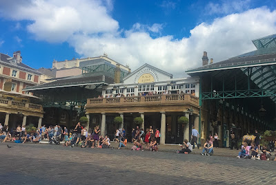 Things to do in and around the Covent Garden neighbourhood