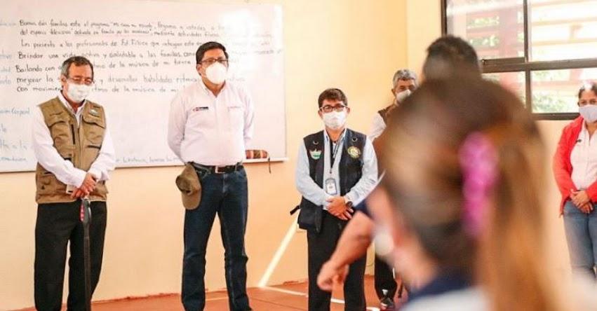 PCM: Zeballos reconoce el esfuerzo de los maestros para fortalecer el sistema educativo