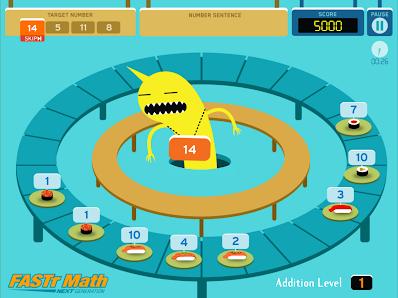 Sushi Monster app